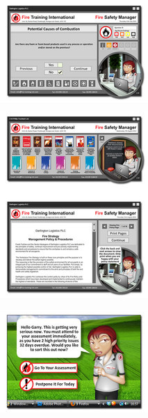 Fire Safety Manager Software